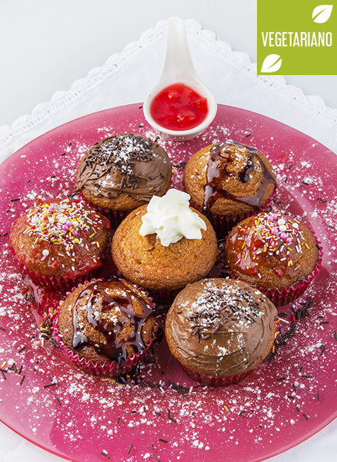 receita de cupcakes
