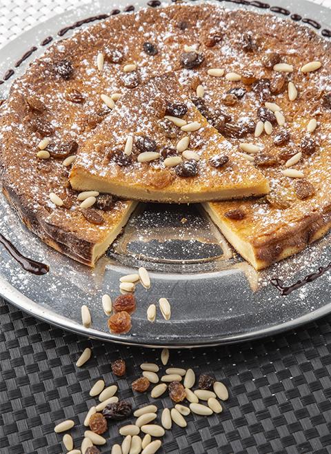Mascarpone cheesecake recept